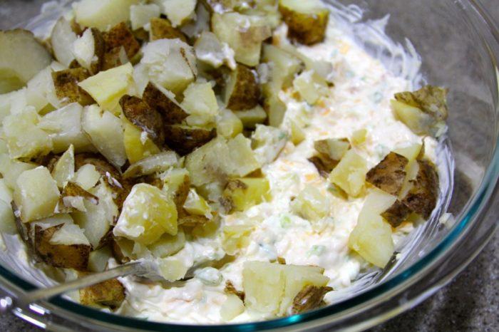 Baked Potato Casserole 6