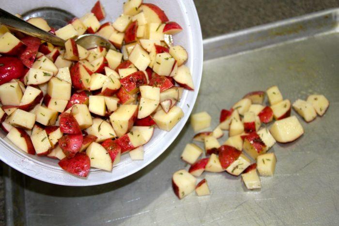 Brisket And Rosemary New Potatoes 19