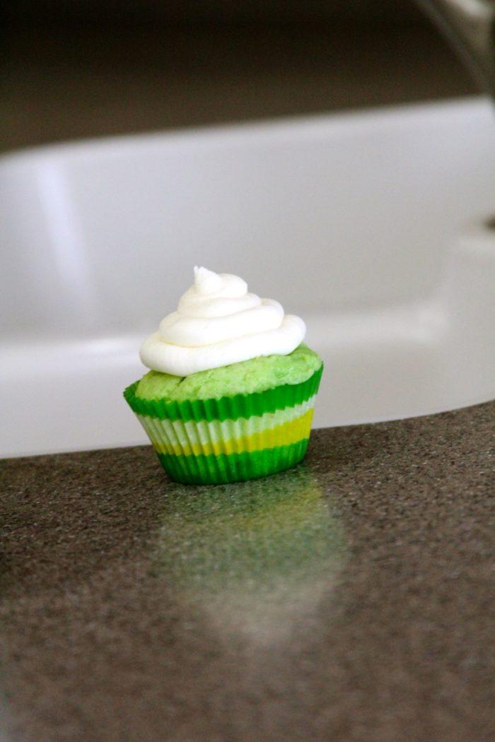 Pot O Gold Cupcakes 26