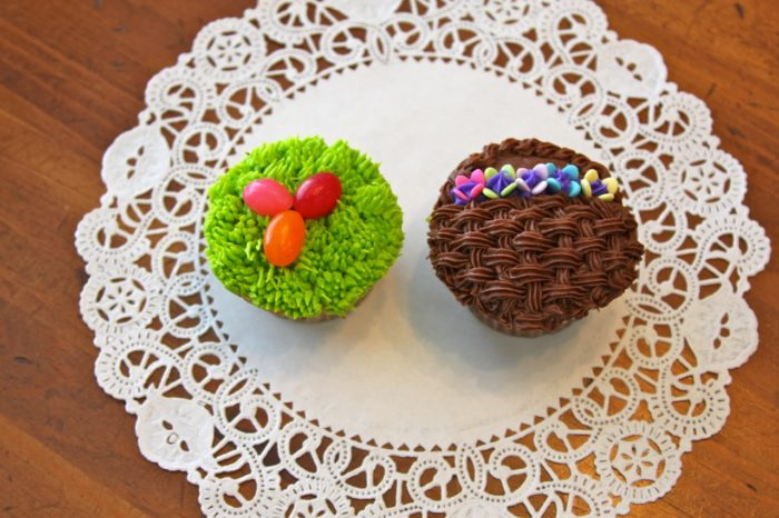 Easter Cupcakes 2012 - 2
