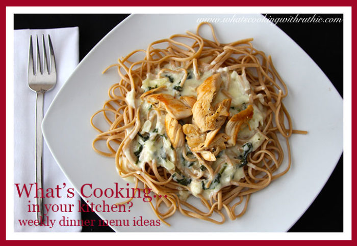 What's Cooking... in your kitchen (week 21)