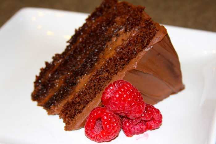 Disneyland Chocolate Cake Video