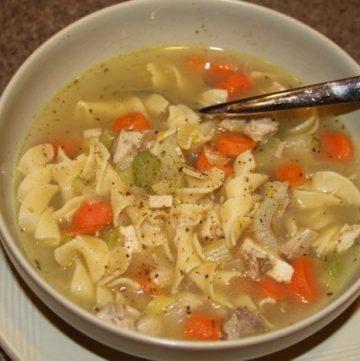 Turkey Soup 18