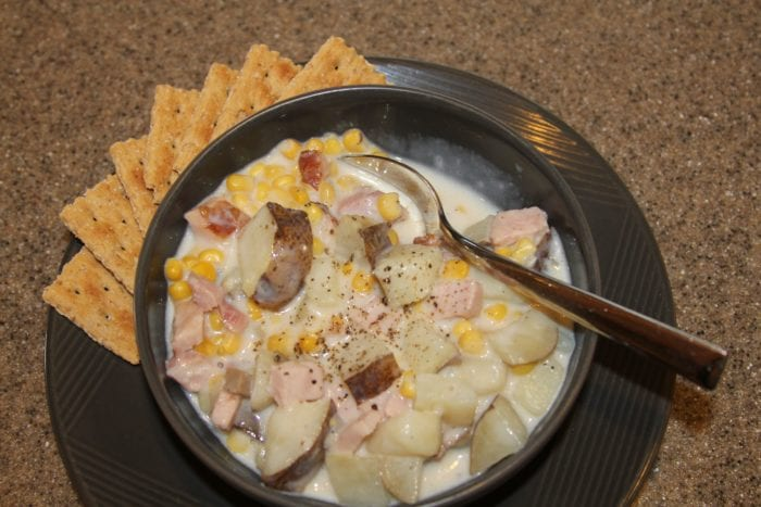 Easy Leftover Ham Recipes with Weight Watchers Freestyle