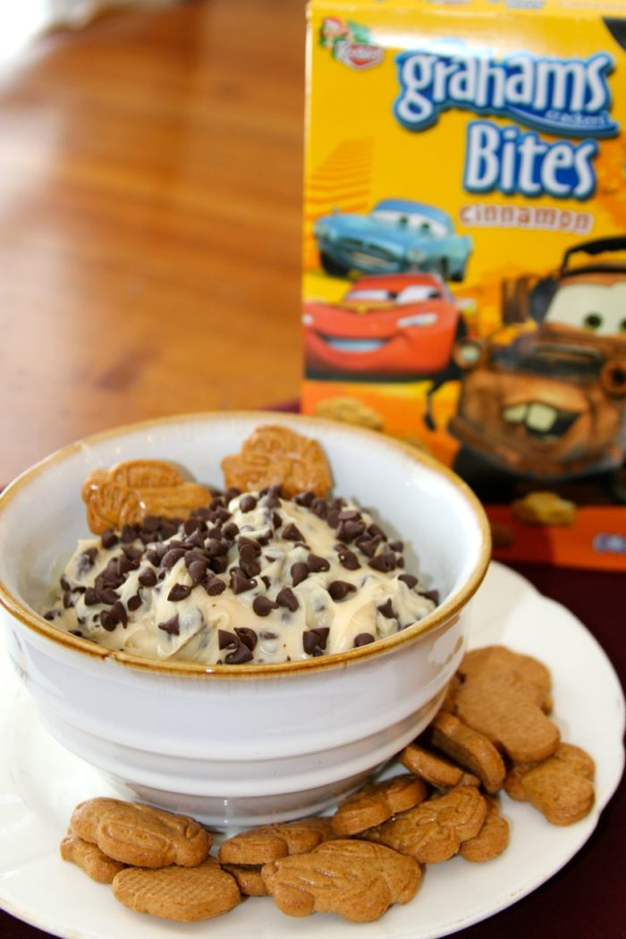 Chocolate Chip Cookie Dough Dip - Cooking With Ruthie