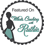 Featured On button www.whatscookingwithruthie.com