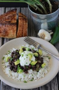 Southern Black Beans And Rice 4