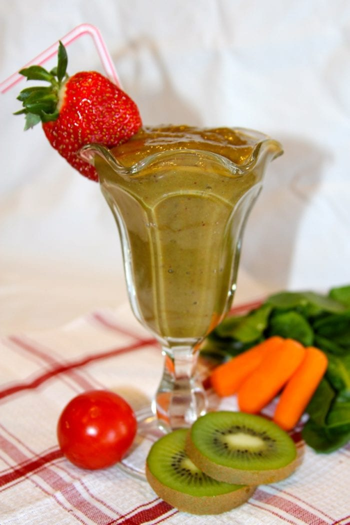Green Smoothie 07