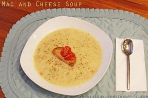 Mac And Cheese Souptitled