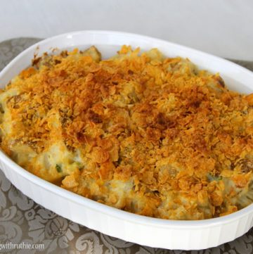 Baked Potato Casserole Titled