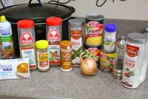 Chicken Taco Soup 6
