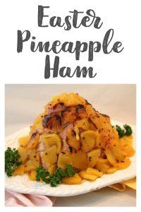 Easter Pineapple Ham