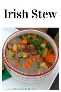 Irish Stew Pin