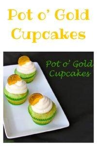 Pot O Gold Cupcakes Pin 2