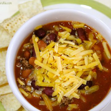 Easy Peazy Chili Titled