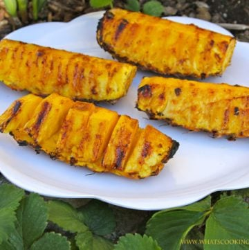 Heavenly Grilled Pineappple T
