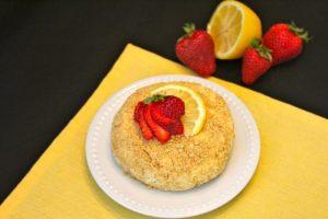 Lemon Cheesecake Dip 13