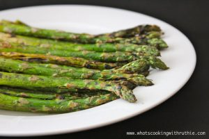 Summer Grilled Asparagus