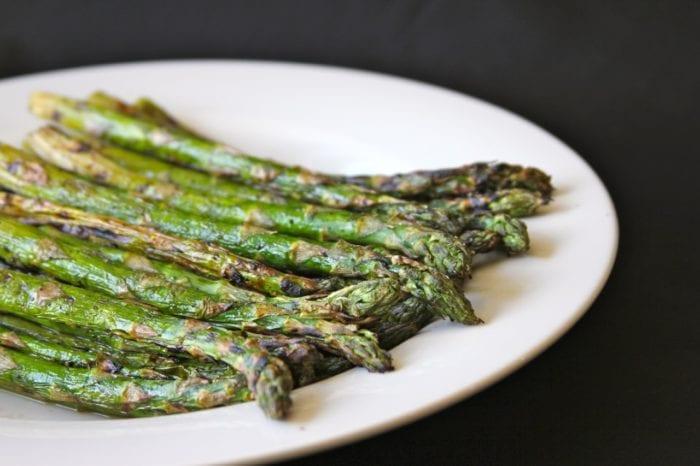 Summer Grilled Asparagus 5