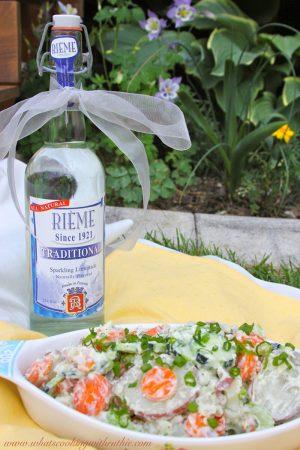Picnic Perfect Potato Salad