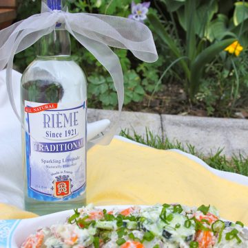 Picnic Perfect Potato Saladt