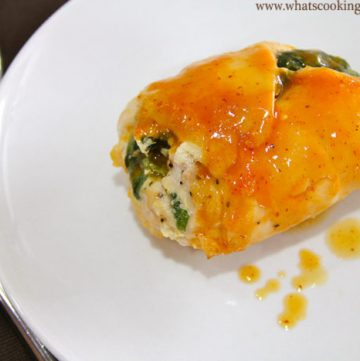 Spinach And Feta Chicken T