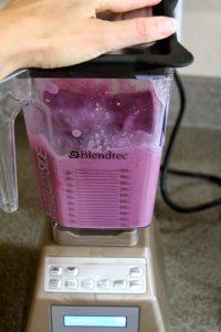 Purple Cow Smoothie 5