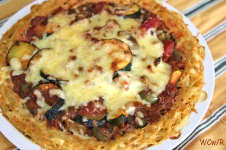 Jarlsberg Pasta Pie