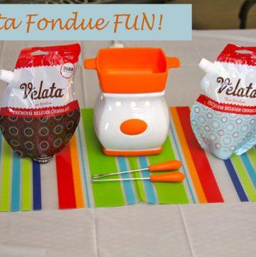 Velata Fondue Fun