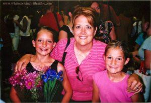 madi, mom, kate 2003