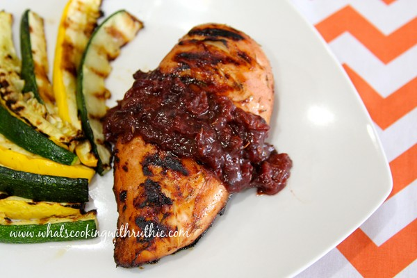 Cherry Chipotle Chicken
