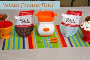 Velata Fondue Fun by whatscookingwithruthie.com