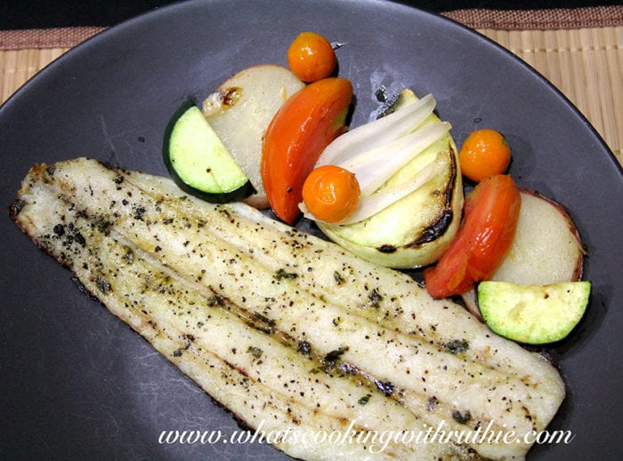 Vietnamese Basa Fish by whatscookingwithruthie.com