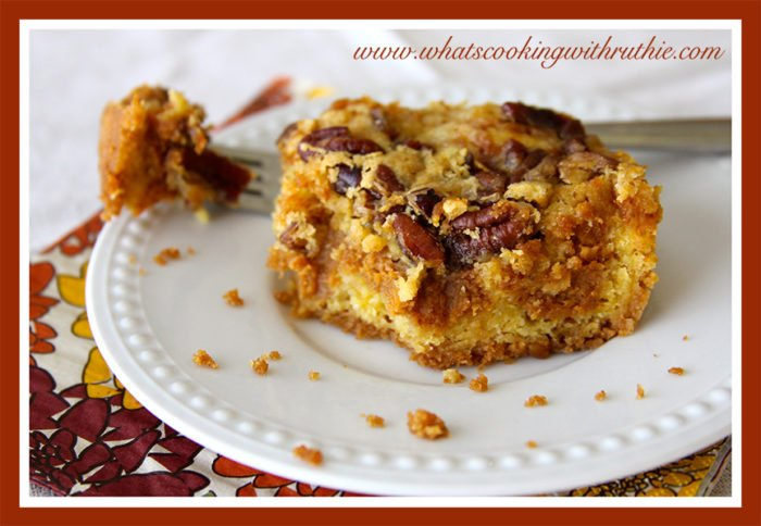 Recipe Using Butter Pumpkin Pie Filling And Cake Mix