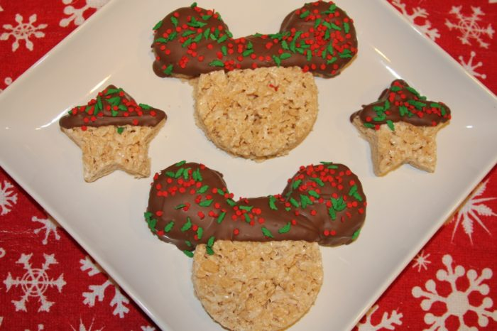 Mickey Christmas Treats by whatscookingwithruthie.com