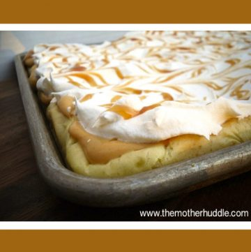 Giant Pumpkin Eclair by whatscookingwithruthie.com