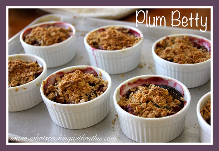 Plum Betty by whatscookingwithruthie.com