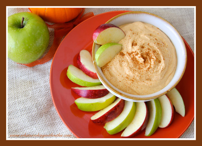 Pumpkin Cream Cheese Dip Cooking With Ruthie