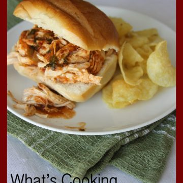 Whats Cooking in your kitchen by whatscookingwithruthie.com