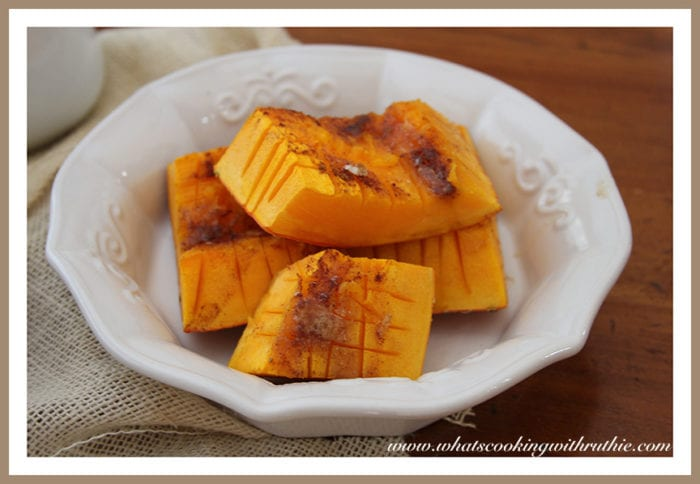 Brown Sugar Banana Squash Recipe Cooking With Ruthie