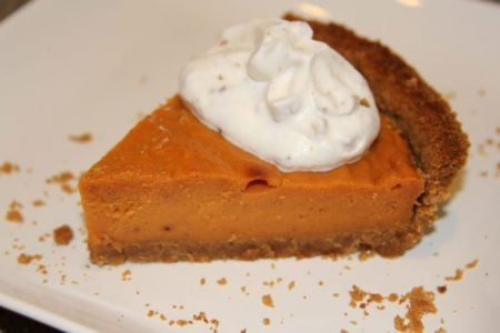 Sweet Potato Pie by whatscookingwithruthie.com