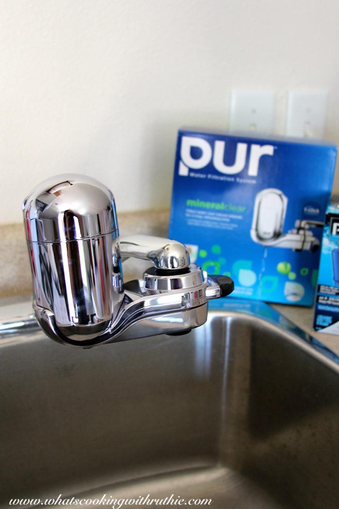 Purr Water Filters Kitchen Sink