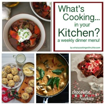 What's Cooking... in your kitchen? by whatscookingwithruthie.com
