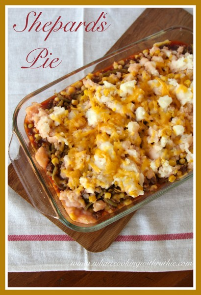 Shepards Pie by whatscookingwithruthie.com