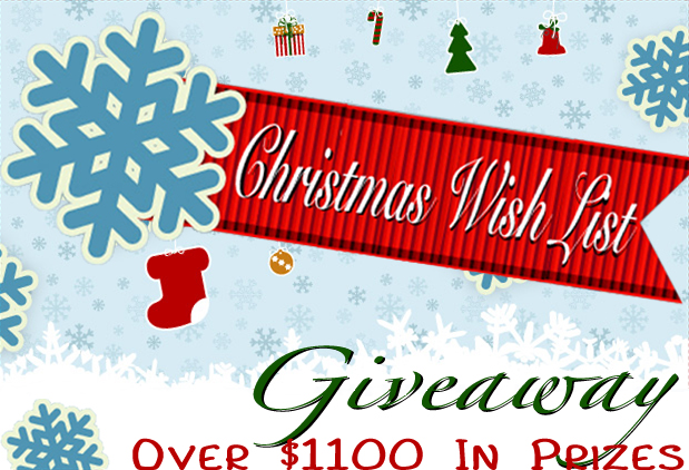 Christmas Wish List Giveaway! by whatscookingwithruthie.com