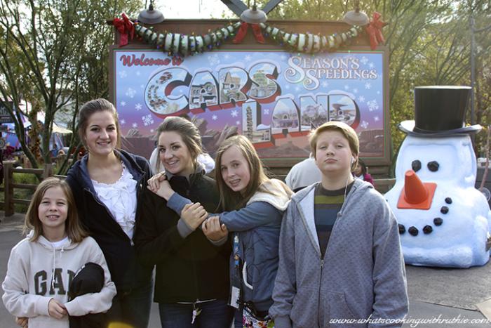 Disneys Flo's V8 Strawberry Rhubarb Pie by whatscookingwithruthie.com