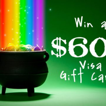 Pot of Gold Giveaway by whatscookingwithruthie.com