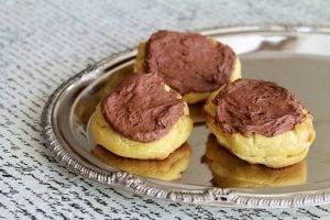 Homemade Eclairs by www.whatscookingwithruthie.com