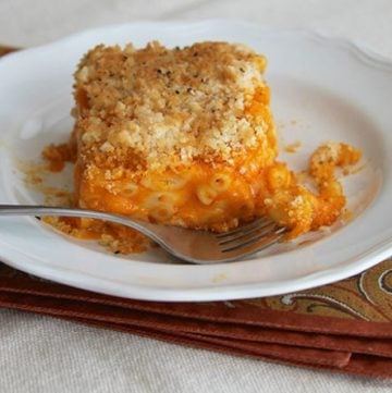 Thai Macaroni and Cheese by www.whatscookingwithruthie.com