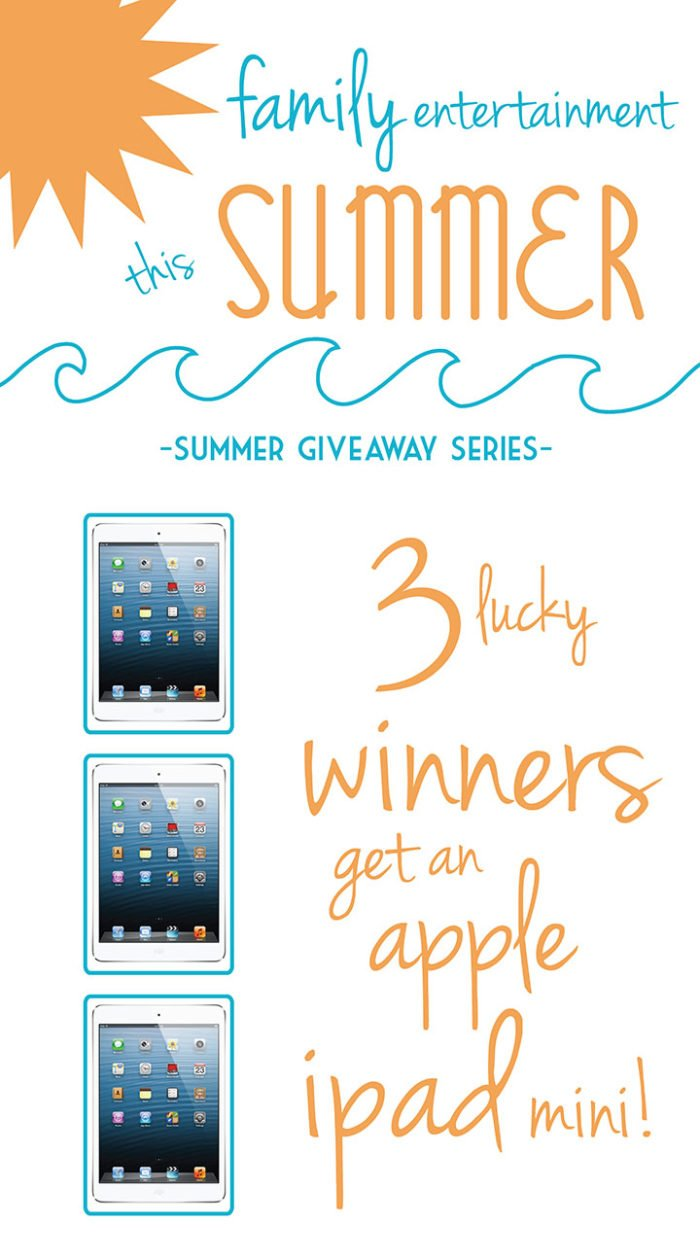 Summer Giveaway Series